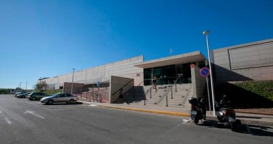 Centro Deportivo del Grao