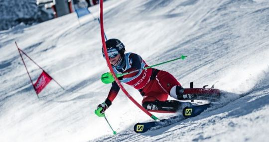 Ctos de España Audi U21_18 esquí alpino