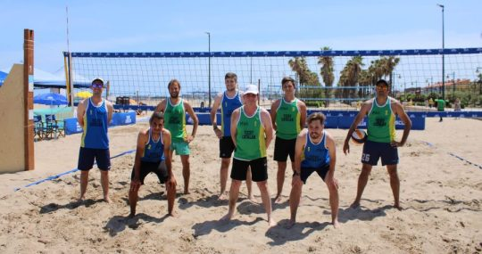 Circuito 'Vichy Catalan' Mediterranean Beach Volley