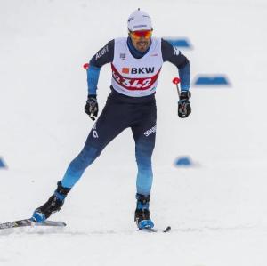 Imanol Rojo-The Ski Tour