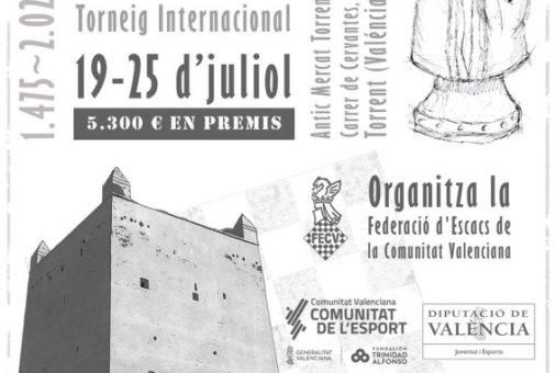 Torneo Internacional Valencia Cuna del Ajedrez