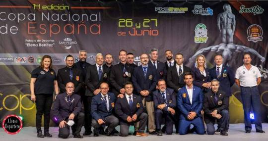 Copa de España FEFF-IFBB