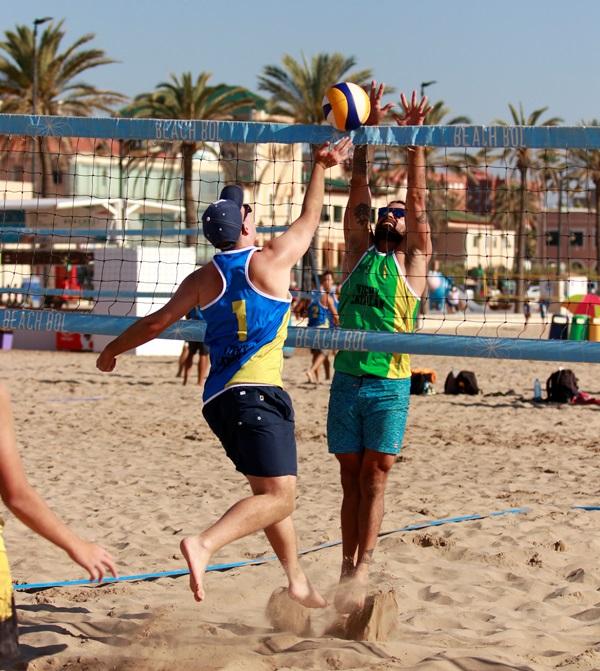 Mediterranean Beach Volley..