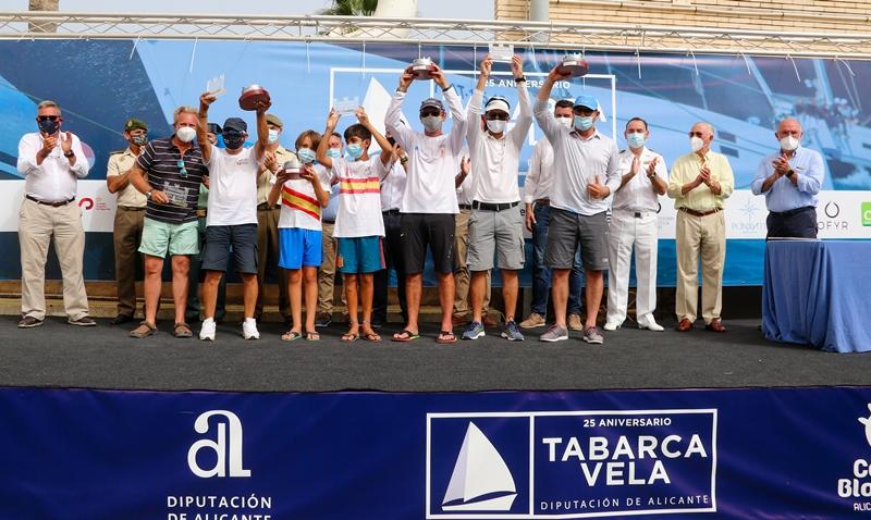 25º Tabarca Vela Diputación de Alicante