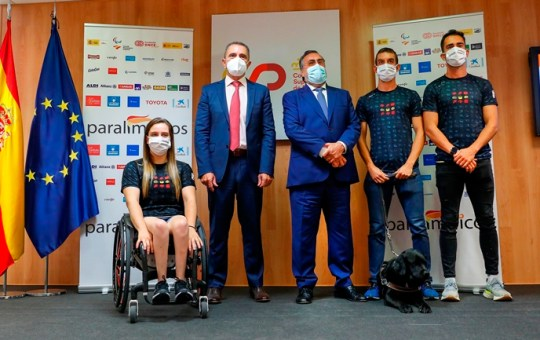JJOO Paralímpicos Tokio 2020