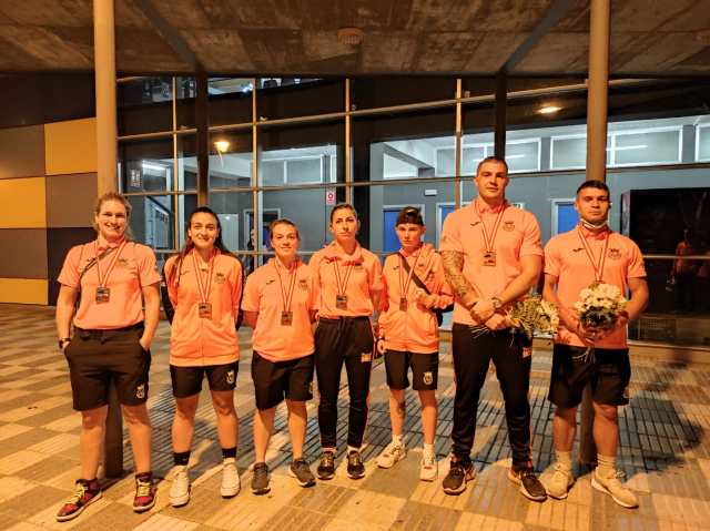 Medallistas Selección Valenciana