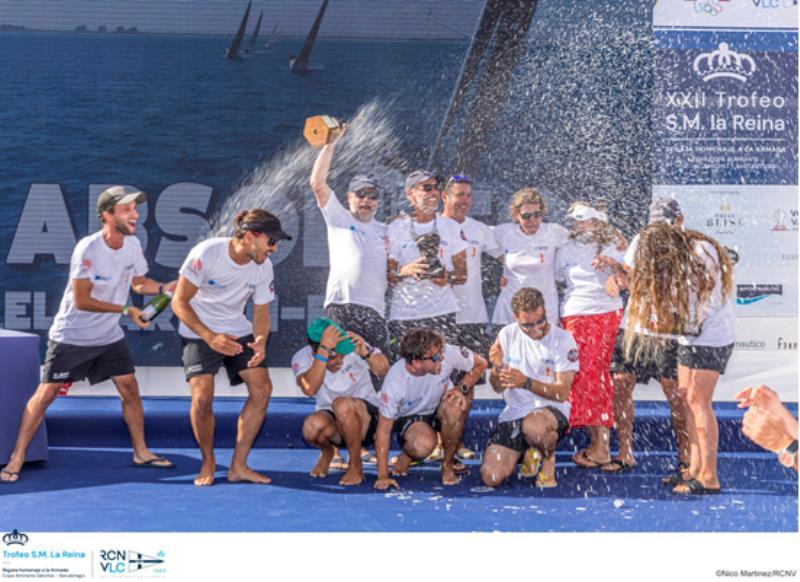 Trofeo SM La Reina 2021