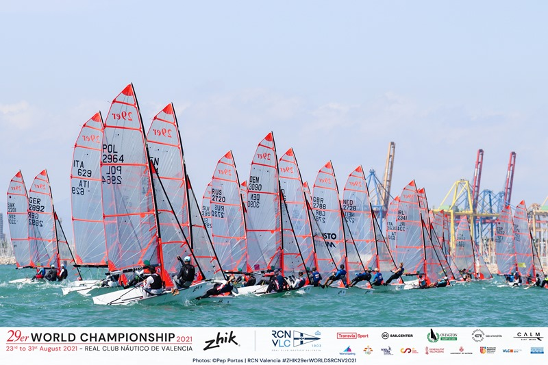 29er World Championship RCN Valencia