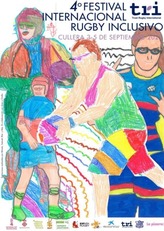 Festival Internacional de Rugby Inclusivo