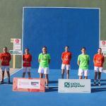 C. Valenciana vs Euskadi. One Wall