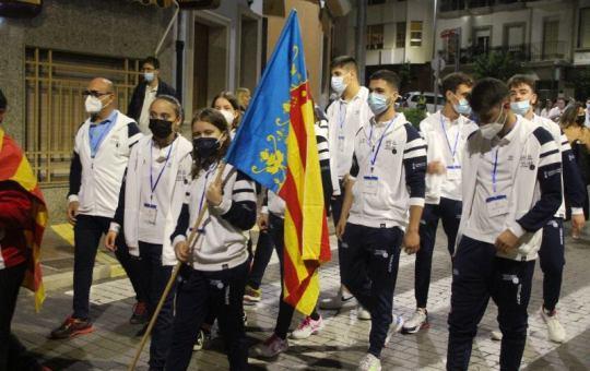 Inauguración Comunidad Valenciana