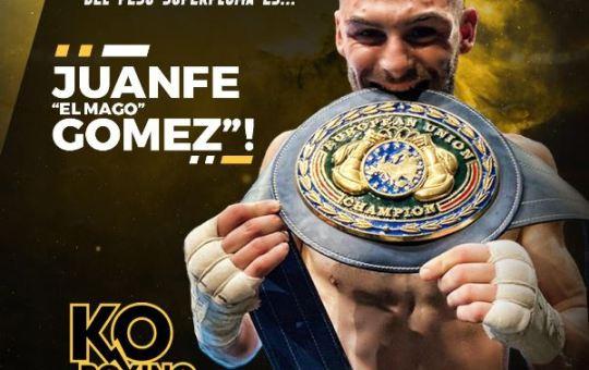 Juanfe El Mago Gómez