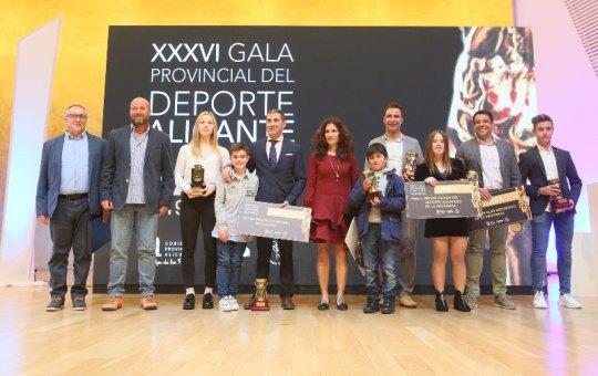 Premios Provnciales Deporte