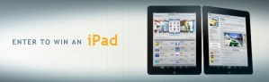 Enter to win an iPad from dbtech image