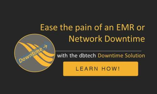 Dbtech EMR Downtime Solutions