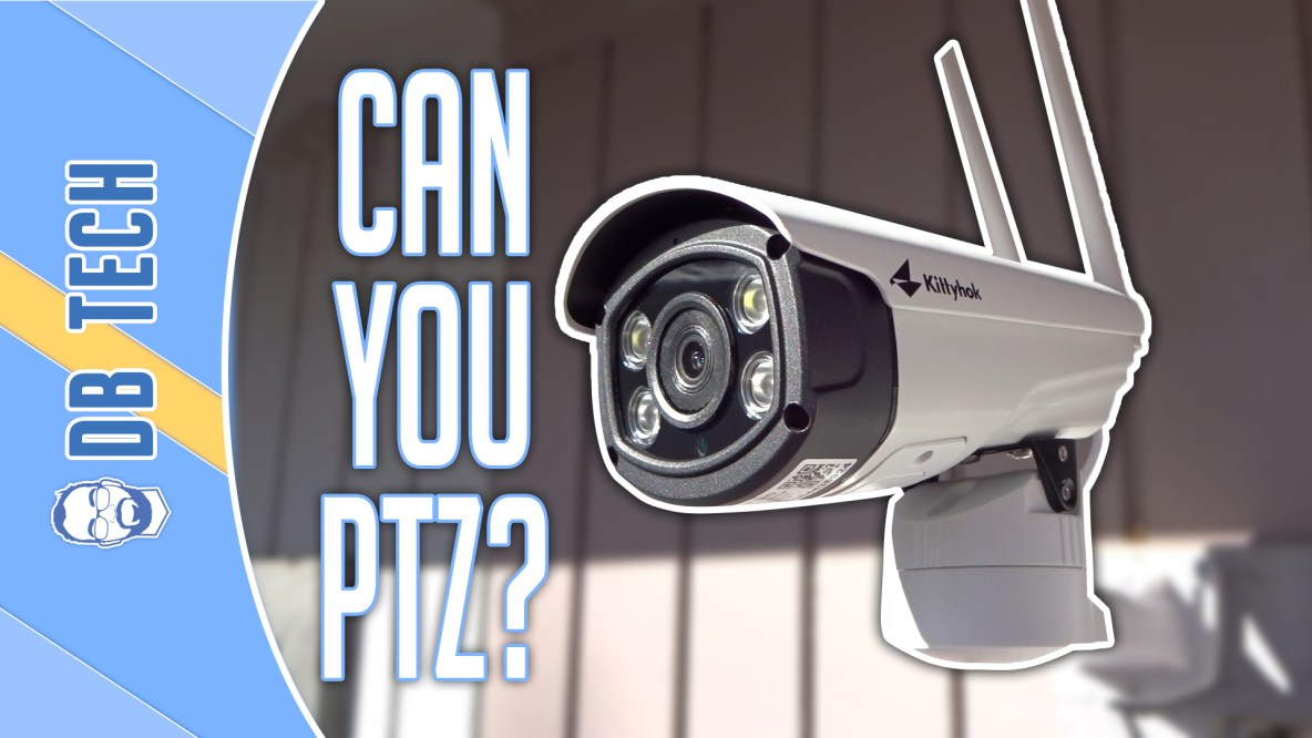 BEST PTZ Camera Review with Digital Zoom