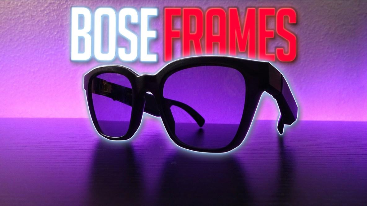 Meet Bose Frames