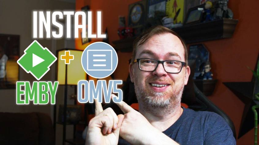 How to Install Emby on OMV5