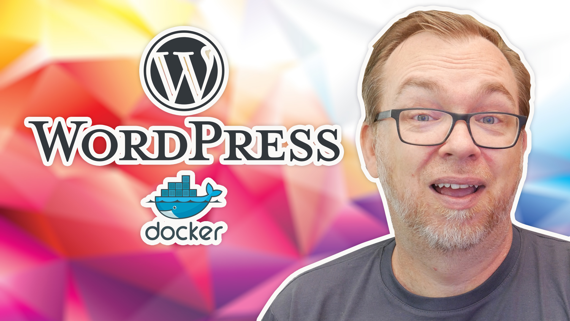 WordPress Installed on Docker