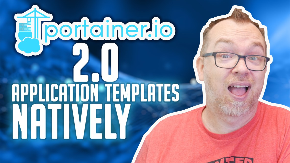 Portainer 2 NATIVE Templates