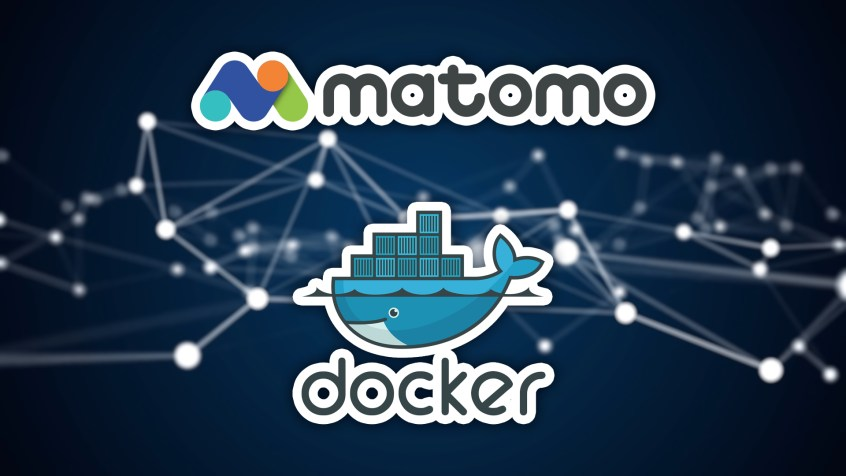 Matomo Self-Hosted Google Analytics Alternative on Docker