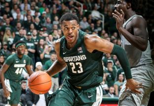 Xavier Tillman Sr. - M. Basketball - Michigan State University ...