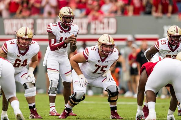 Image result for anthony brown boston college photos