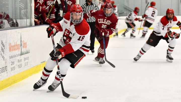 Ted McGeen - Men's Hockey - St. Lawrence University Athletics
