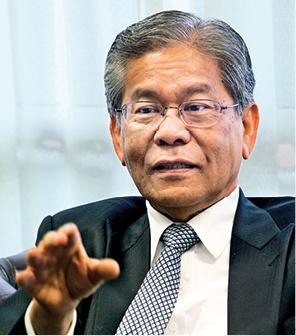 Tan Sri Lodin Wok Kamaruddin