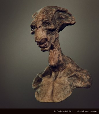 alien long face render 1