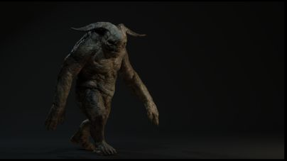 troll concept for the tv show Beowulf: return to the shieldlands