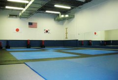 Photo: mat area at Dimitri Chrisos Jiu Jitsu Academy