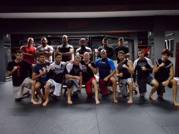 Seminar in Nicosia, Cyprus (En Somati Gym)