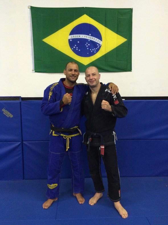 Rodrigo and Dimitri