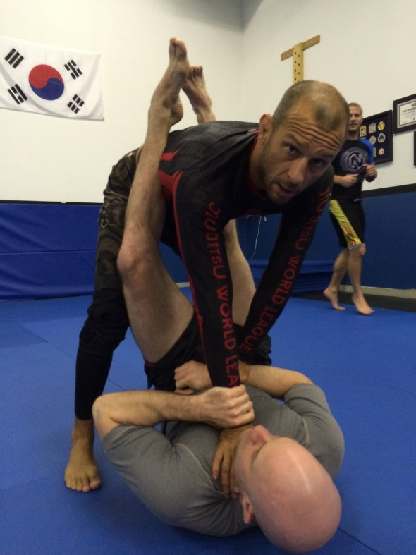 Rodrigo no gi standing up
