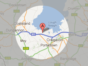 10 miles of Portadown top soil