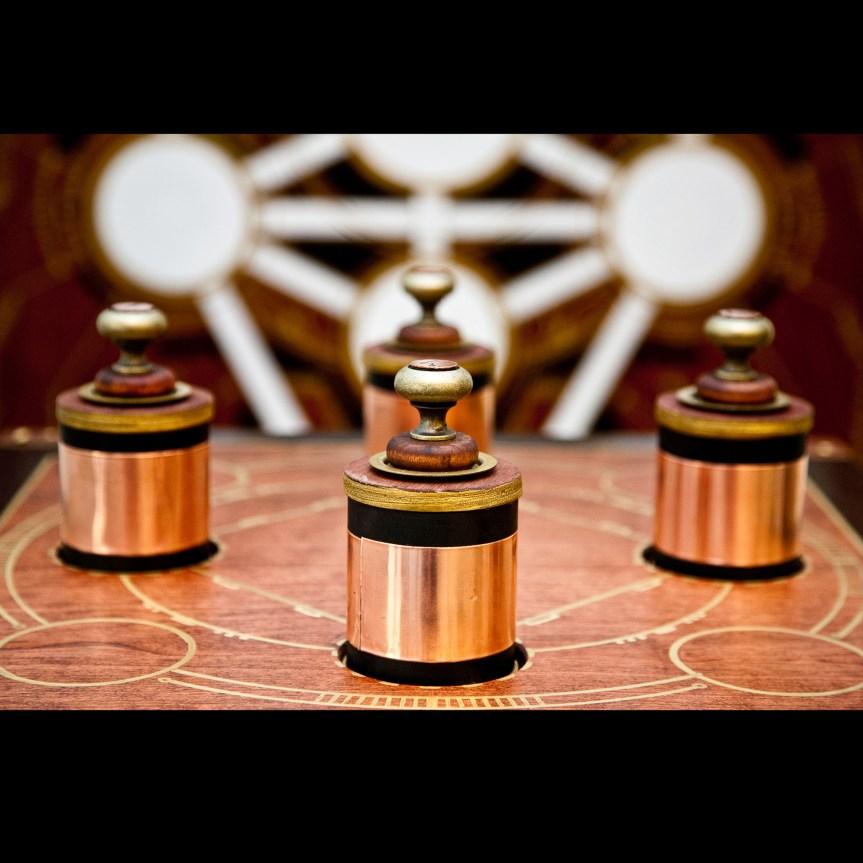 Occultech Portal detail