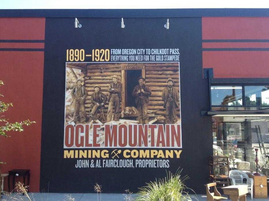 ogle mountain