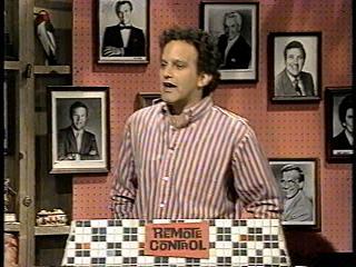 Ken Ober on MTV's 'Remote Control'