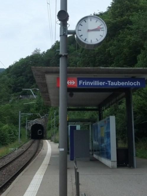 Französischer Ortsname plus deutsches Anhängsel.