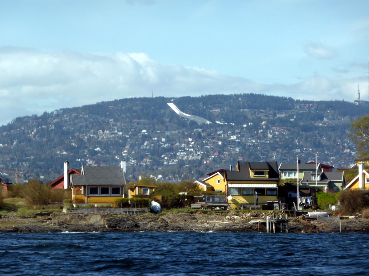 Orchestriertes Oslo-Sightseeing