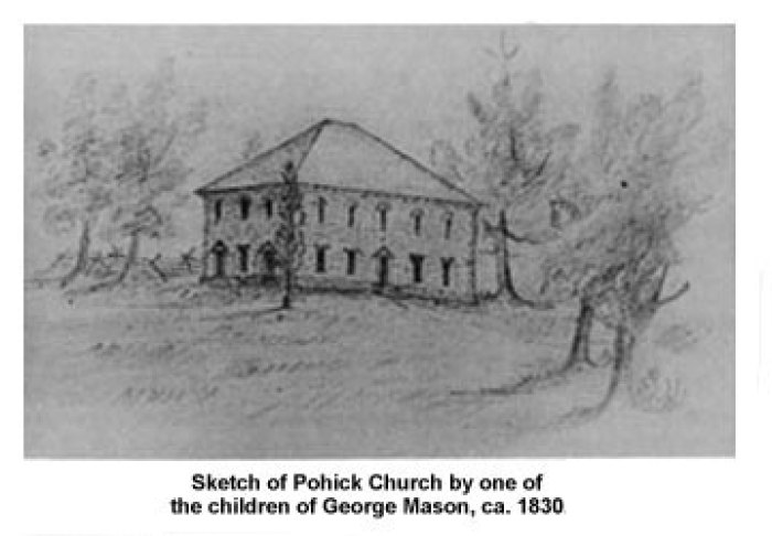 historic Pohick Church