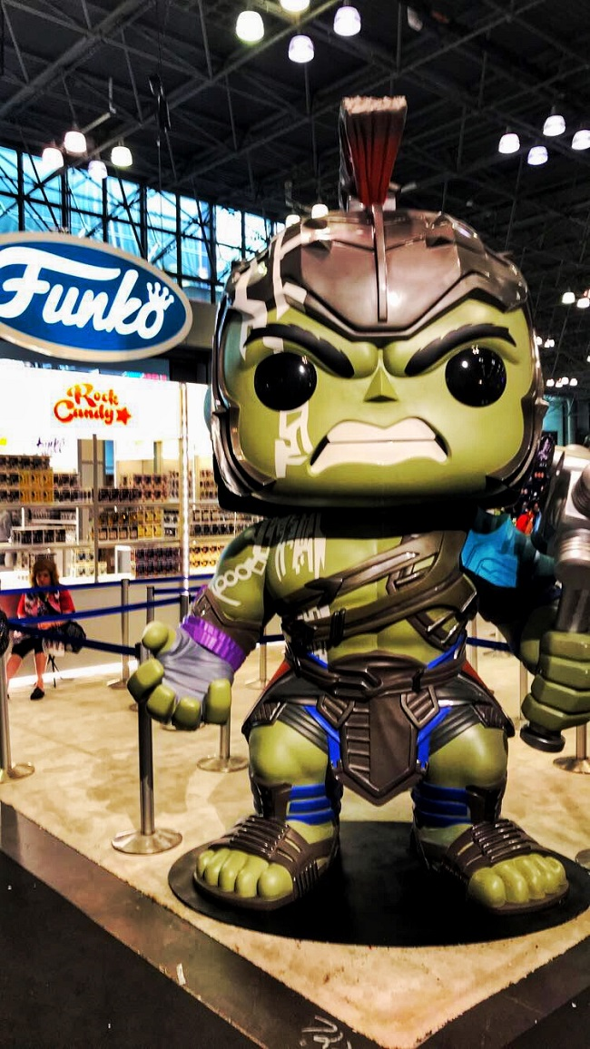 Funko Booth at NYCC