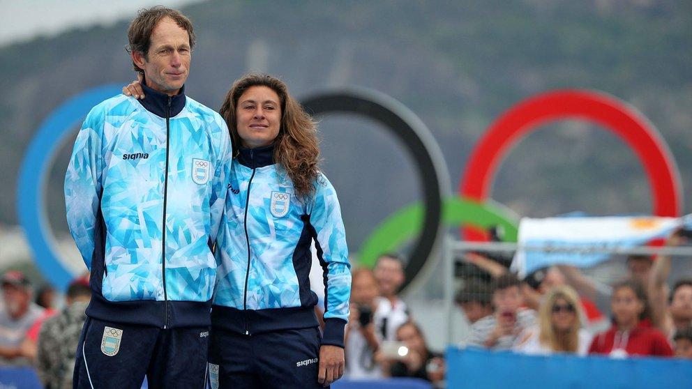 Histórico: Santiago Lange y Cecilia Carranza serán los abanderados argentinos en los Juegos Olímpicos de Tokio