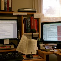 Writers: Have You Discovered Dual Monitors?