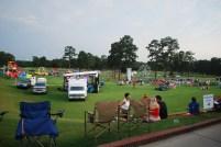 4th of July in Pinehurst, North Carolina