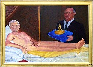 Kayti Didriksen's painting