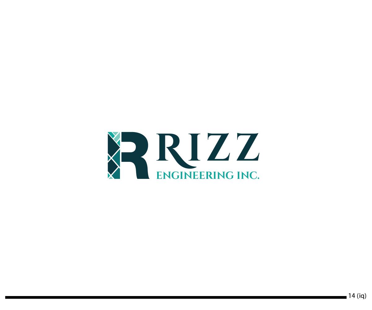 Modern Professional It Company Logo Design For Rizz