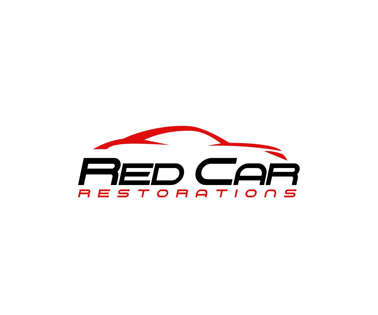 Gla Car Red