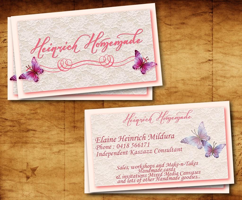Upmarket Conservative Business Business Card Design For